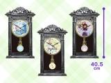 アナと雪の女王2 クラシック掛け時計