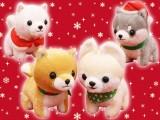 【セール台】豆しば三兄弟~クリスマス2~