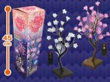 満開 夜桜の灯 煌
