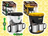 CAFE TIME ツインコーヒーメーカー