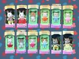 シルバニアファミリー人形12種ランダムAS